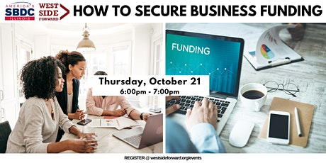 How to Secure Business Funding tickets