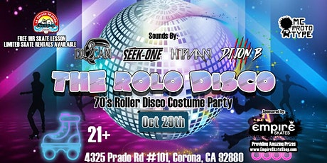 The Rolo Disco tickets
