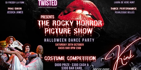 Twisted Events Presents: Rocky Horror Picture Show Halloween Dance Party! tickets