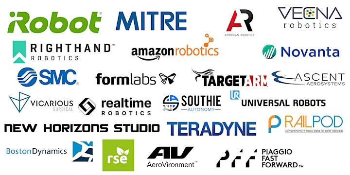 Robotics & AI Technical Career Fair image
