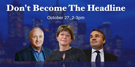 Don't Become the Headline - A procurement and conflict of interest webinar tickets