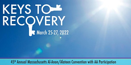 2022 Massachusetts Al-Anon/ Alateen Convention with AA Participation tickets