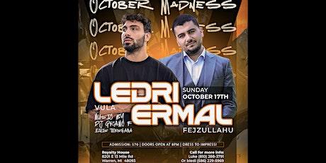 OCTOBER MADNESS (October 17th) tickets