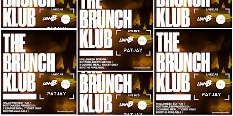 The Brunch Klub Halloween Edition tickets