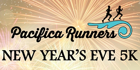 Pacifica Runners New Year's Eve 5K 2021 tickets