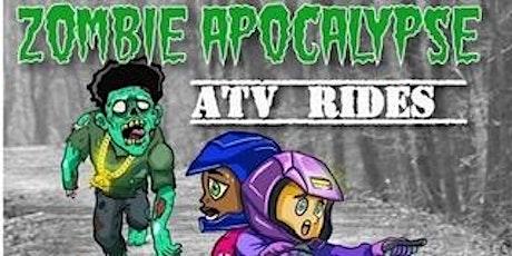 Zombie Apocalypse Halloween Trail tickets