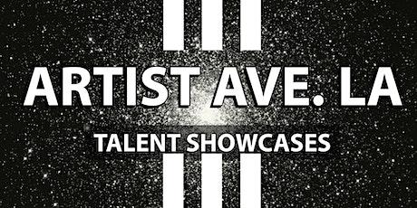 Artist Ave. LA October Talent Showcase and Mixer! tickets