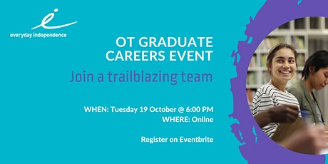 Occupational Therapists Graduate Careers Event tickets