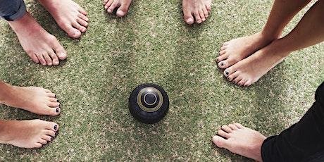 An ADF families event: Celebrate Veterans' Week barefoot bowls, Amberley tickets