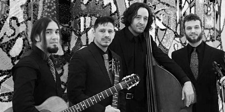 Red Hot Django Peppers with lessons from Uptown Swing dance company tickets