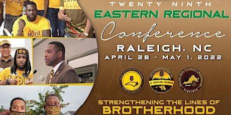 Twenty Ninth Eastern Regional Conference tickets