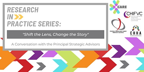 Research In Practice Series: Shift the Lens, Change the Story tickets