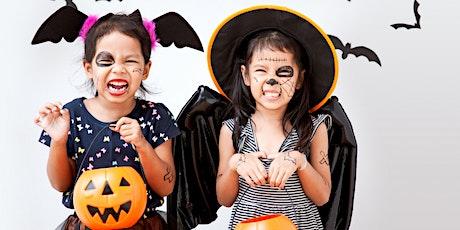 Free Halloween Craft Activities tickets