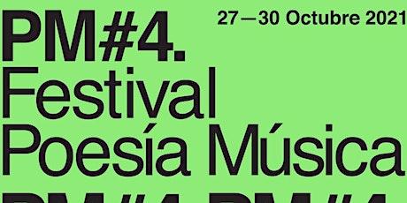 Festival  Poesía y Música Santiago / Centro Cultural de España entradas