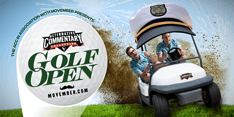 The ACC Open in association with Movember tickets