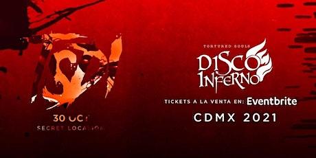 Tortured Souls Disco Inferno 2021 boletos