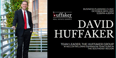 Business Planning Clinic with David Huffaker tickets