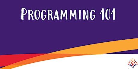 Programming 101 - Session 1Hervey Bay tickets