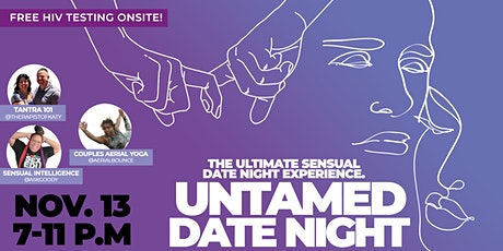 Untamed Nights: Tantric Aerial Yoga Experience tickets