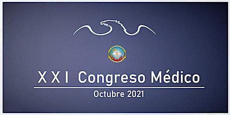 XXI Congreso Médico boletos
