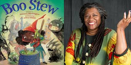 Boo Stew! Author Event with Donna Washington tickets