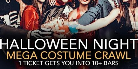 BOSTON HALLOWEEN BAR CRAWL -  HALLOWEEN NIGHT! tickets