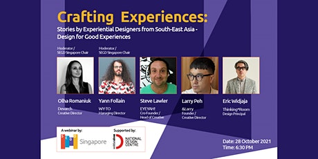 Design for Good Experiences tickets