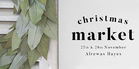 Christmas Market - SATURDAY 27TH tickets