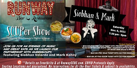 SOUPer Show tickets