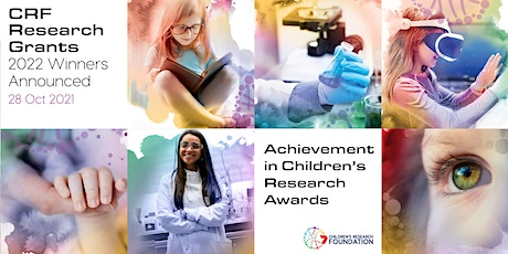Celebrating SA's Remarkable People in Children's Research tickets