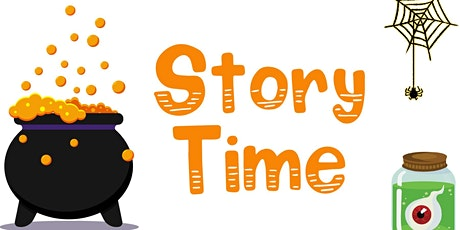 Story Time with Angela tickets