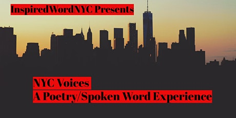 NYC Voices: A Poetry & Spoken Word Experience tickets