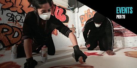 Street Art Festival at Pier 70 tickets