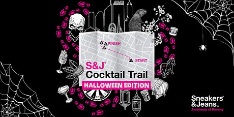 S&J Cocktail Trail // Halloween Edition tickets