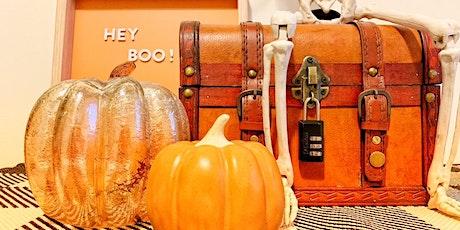 Downtown Raleigh Halloween Treasure Hunt - Walking Team Scavenger Hunt! tickets