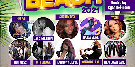 Soul Beach (VIP UP-FRONT PREFERRED SEATING): The Outdoor R&b / Jazz Concert tickets
