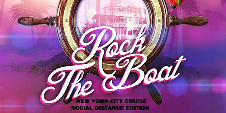 ROCK THE BOAT NEW YORK CITY CRUISE tickets