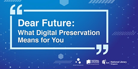 Guided Tours | Dear Future: What Digital Preservation Means for You tickets