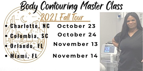 Body Contouring Master Class Fall Tour tickets