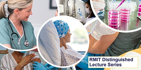 RMIT Distinguished Lecture: Cancer, ageing and vaccines tickets