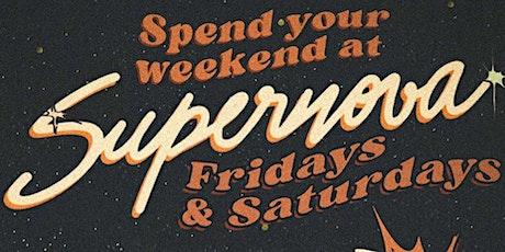 Thank God It's Friday at Supernova tickets