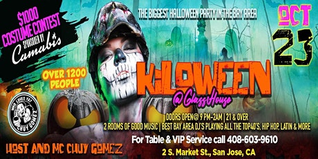 Kiloween: The Ultimate Halloween Party tickets