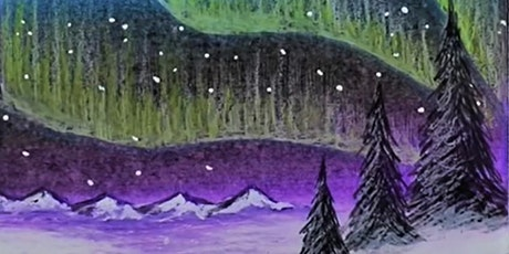 Painting Northern Lights with Oil Pastels tickets