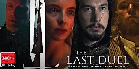 WCH Challenge 21 Movie Night - 'The Last Duel' tickets