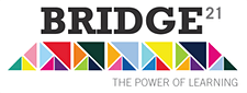 Bridge 21 logo