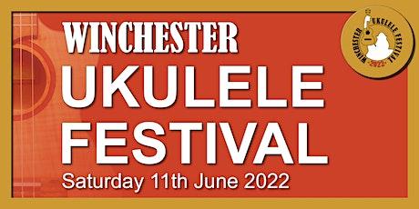 Winchester Ukulele Festival 2022 tickets