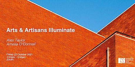 ISSI Art & Artisan Skills Illuminate tickets