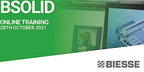 Biesse New Zealand Intermediate & Advanced B_SOLID  Masterclass tickets
