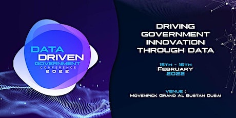 2nd Data-Driven Government Conference tickets