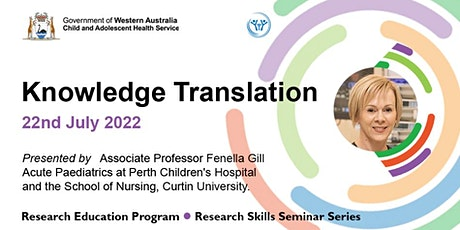 Knowledge Translation tickets